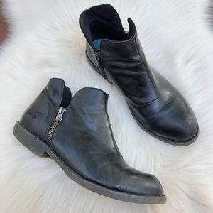 Blowfish Black Ankle Boots